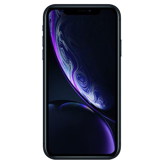 Smartphone et téléphone mobile Apple iPhone XR (noir) - 128 Go