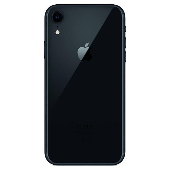 Smartphone et téléphone mobile Apple iPhone XR (noir) - 128 Go - Autre vue