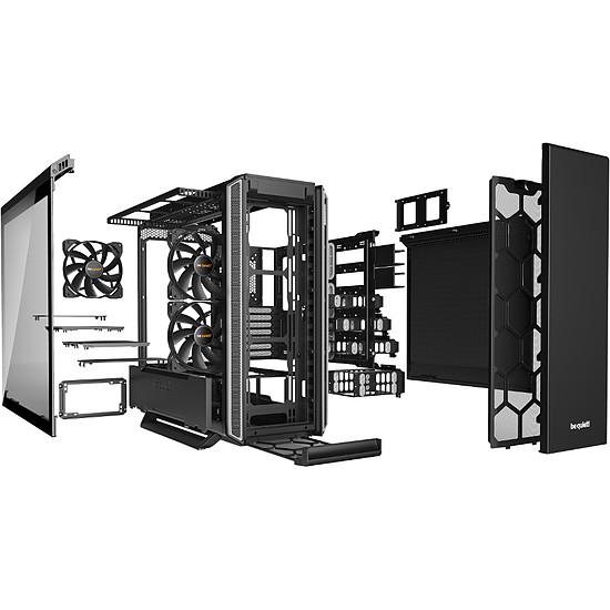 Boîtier PC Be Quiet Silent Base 801 TG - Silver - Autre vue