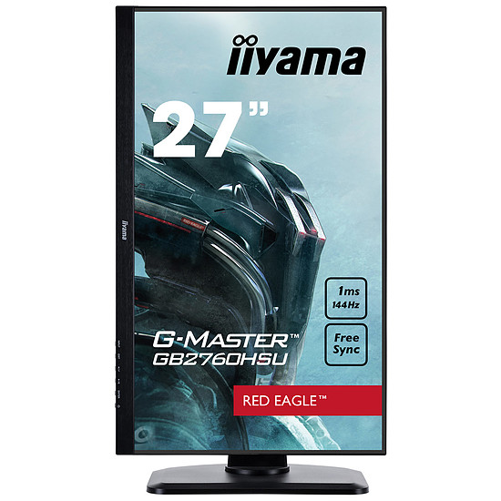 Écran PC Iiyama G-MASTER GB2760HSU-B1 - Autre vue