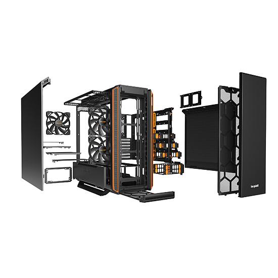 Boîtier PC Be Quiet Silent Base 801 - Orange - Autre vue