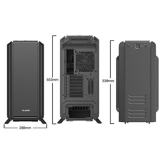 Boîtier PC Be Quiet Silent Base 801 - Black - Autre vue