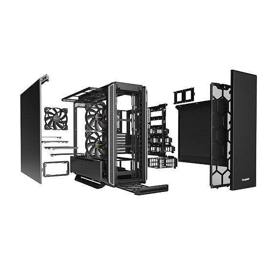 Boîtier PC Be Quiet Silent Base 801 - Silver - Autre vue