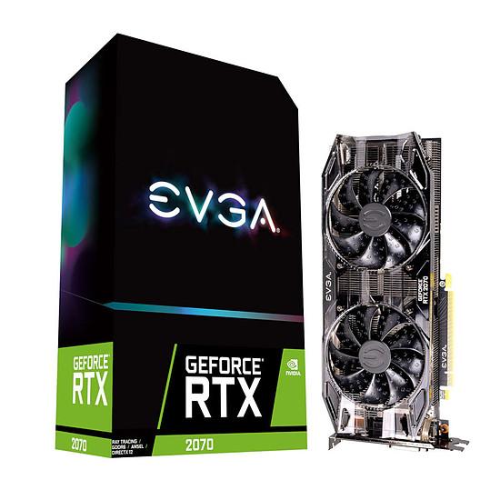 Carte graphique EVGA GeForce RTX 2070 Black GAMING