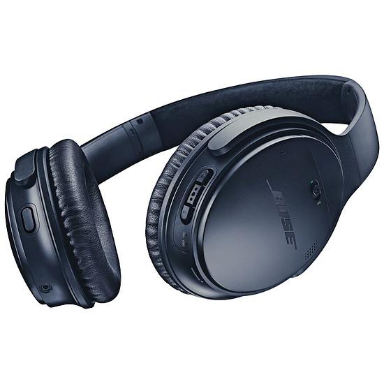 Casque Audio Bose QuietComfort 35 II (V2) Wireless Edition limitée Triple Midnight Blue
