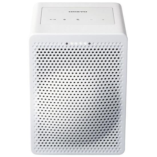 Enceinte sans fil Onkyo VC-GX30 Blanc        - Autre vue