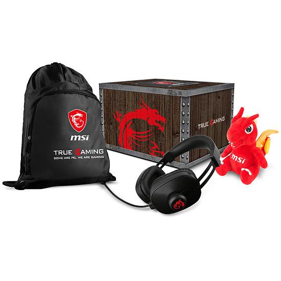 PC portable MSI GT75 Titan 8RF-091FR + Loot Box Accessoires offerte - Autre vue