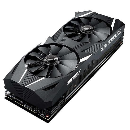 Carte graphique Asus GeForce RTX 2070 Dual A8G - Autre vue