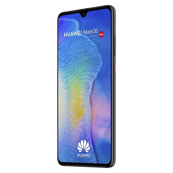 Smartphone et téléphone mobile Huawei Mate 20 (noir) - 128 Go - 4 Go