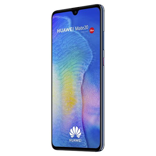 Huawei Mate 20 (bleu) - 128 Go - 4 Go