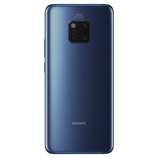 Smartphone et téléphone mobile Huawei Mate 20 Pro (bleu) - 128 Go - 6 Go - Autre vue