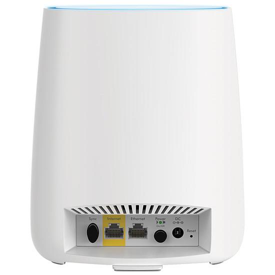 Point d'accès Wi-Fi Netgear ORBI routeur AC2200 (RBR20) - système WiFi tribande - Autre vue