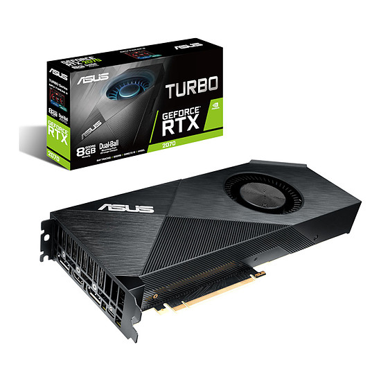 Asus GeForce RTX 2070 Turbo - 8 Go