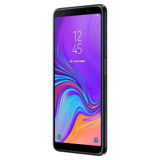Smartphone et téléphone mobile Samsung Galaxy A7 (noir) - 64 Go - 4 Go