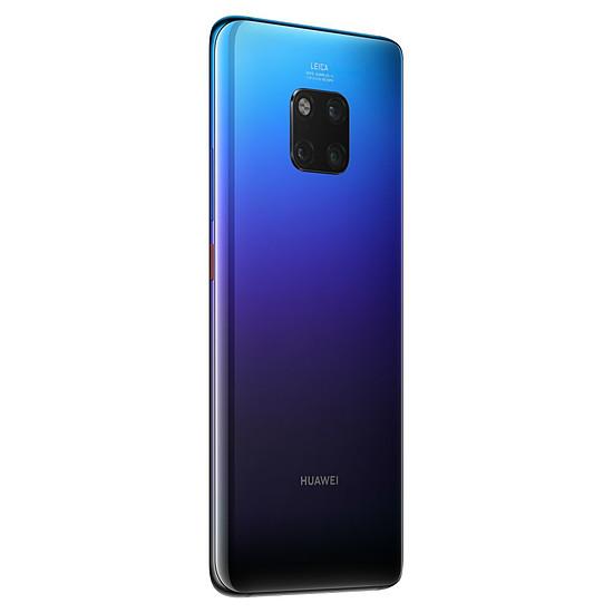 Smartphone et téléphone mobile Huawei Mate 20 Pro (twilight) - 128 Go - 6 Go - Autre vue
