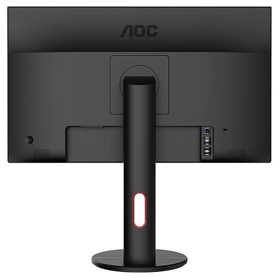 Écran PC AOC G2790PX + Razer Basilisk - Autre vue