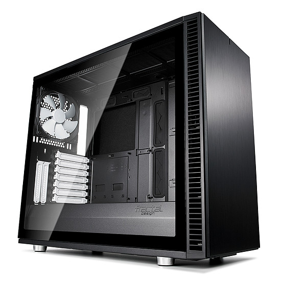 Boîtier PC Fractal Design Define S2 Black TG
