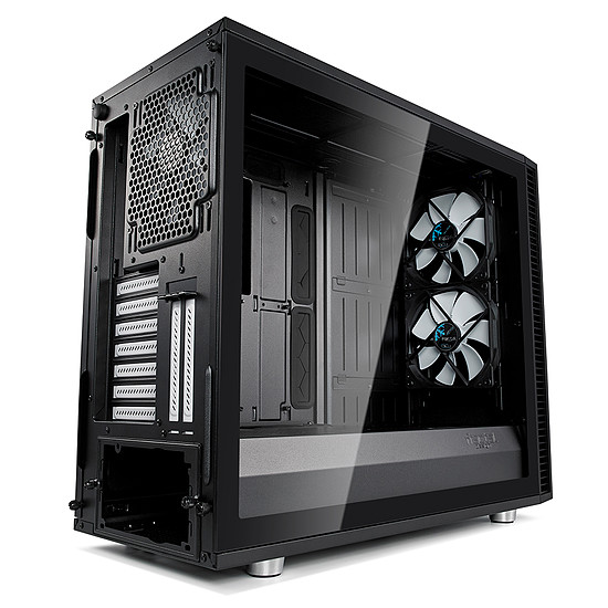 Boîtier PC Fractal Design Define S2 Black TG - Autre vue