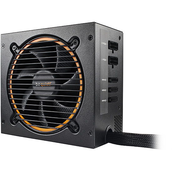 Alimentation PC Be Quiet! Pure Power 11 CM - 600W