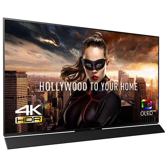 TV Panasonic TX65FZ950E - TV OLED 4K UHD HDR - 164 cm - Autre vue