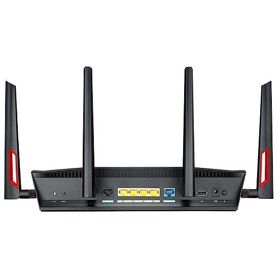 Routeur et modem Asus DSL-AC88U - Modem routeur VDSL2/ADSL - Autre vue