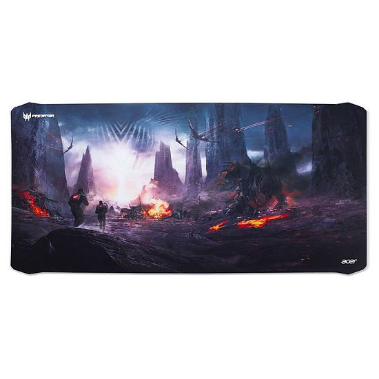 Tapis de souris Acer Predator Gorge Battle - Taille XXL