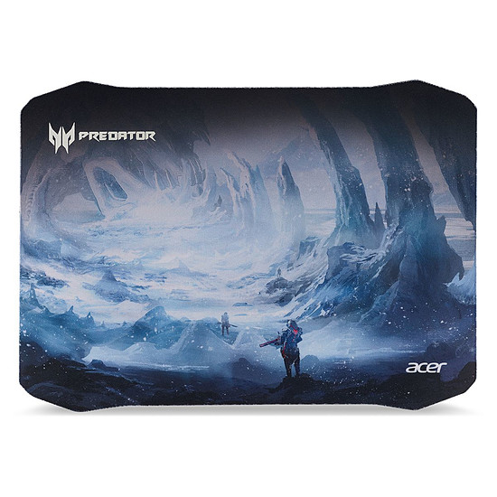 Tapis de souris Acer Predator Ice Tunnel - Taille M
