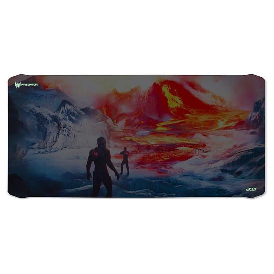 Tapis de souris Acer Predator Magma Battle - Taille XXL - Autre vue