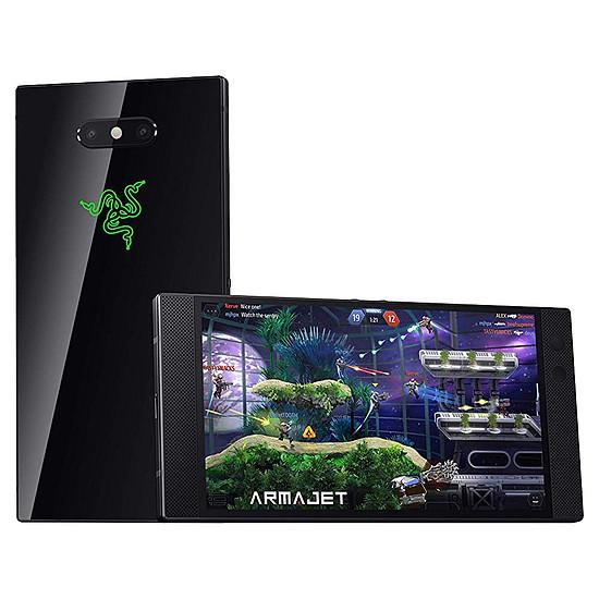 Smartphone et téléphone mobile Razer Phone 2 - 64 Go - 8 Go - Autre vue