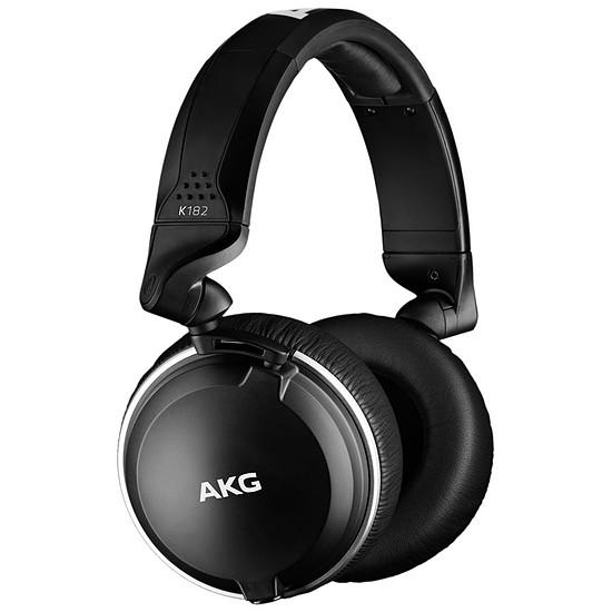 Casque Audio AKG K182 - Casque audio