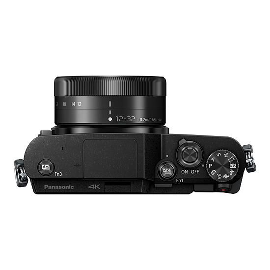Appareil photo hybride Panasonic Lumix GX800 Noir + 12-32 mm - Autre vue