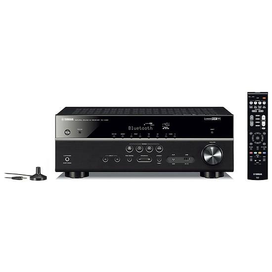 Ampli Home-Cinéma Yamaha RX-V485 Noir - Autre vue