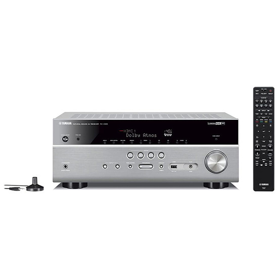 Ampli Home-Cinéma Yamaha RX-V685 Titane - Autre vue