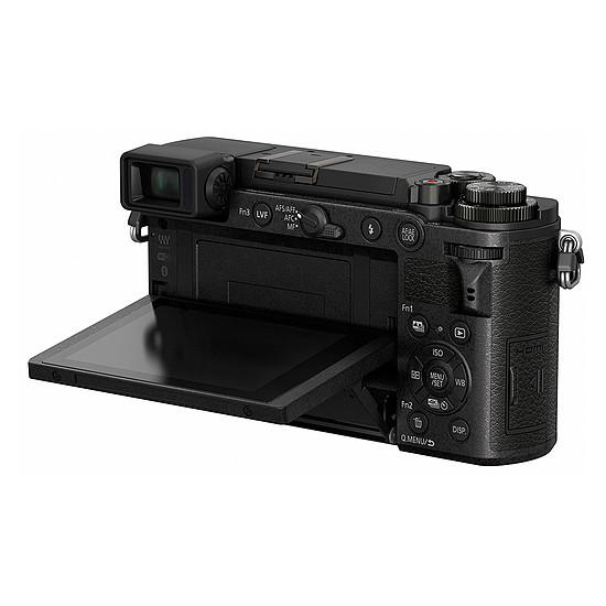 Appareil photo hybride Panasonic DC-GX9 Noir + 12-60 mm - Autre vue