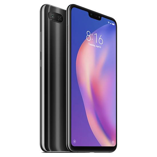 Smartphone et téléphone mobile Xiaomi Mi 8 Lite (noir) - 128 Go - 6 Go