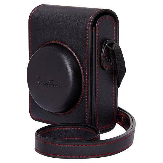 Appareil photo compact ou bridge Canon PowerShot G7 X Mark II + Etui souple - Autre vue