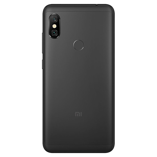 Smartphone et téléphone mobile Xiaomi Redmi Note 6 Pro (noir) - 32 Go - 3 Go - Autre vue