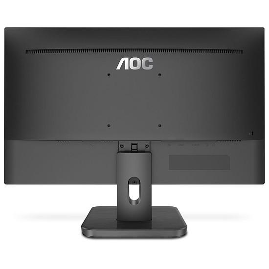 Écran PC AOC 24E1Q - Autre vue