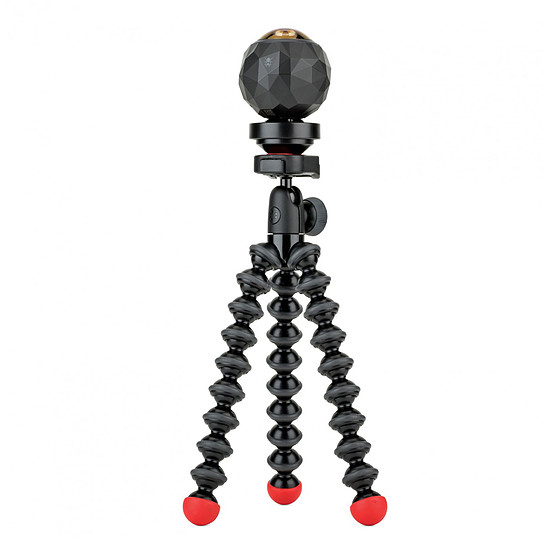 Trépied appareil photo Joby GorillaPod Action Tripod Noir/Rouge - Autre vue