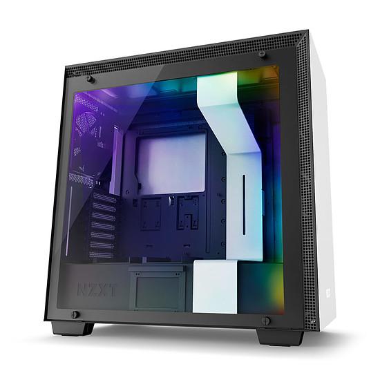 Boîtier PC NZXT H700i - Blanc