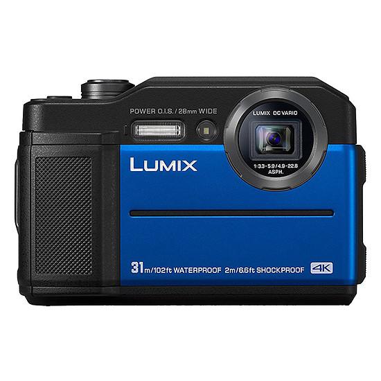 Appareil photo compact ou bridge Panasonic DC-FT7 Bleu