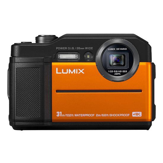 Appareil photo compact ou bridge Panasonic DC-FT7 Orange
