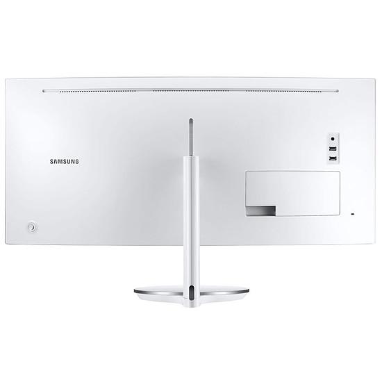 Écran PC Samsung C34J791WTU - Autre vue