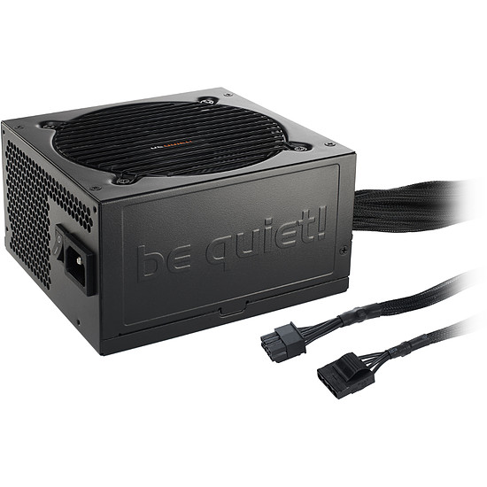 Alimentation PC Be Quiet! Pure Power 11 - 500W - Gold - Autre vue