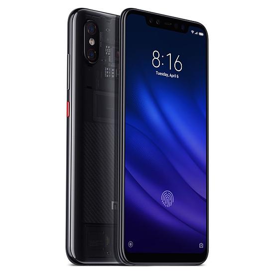 Smartphone et téléphone mobile Xiaomi Mi 8 Pro (transparent) - 128 Go - 8 Go