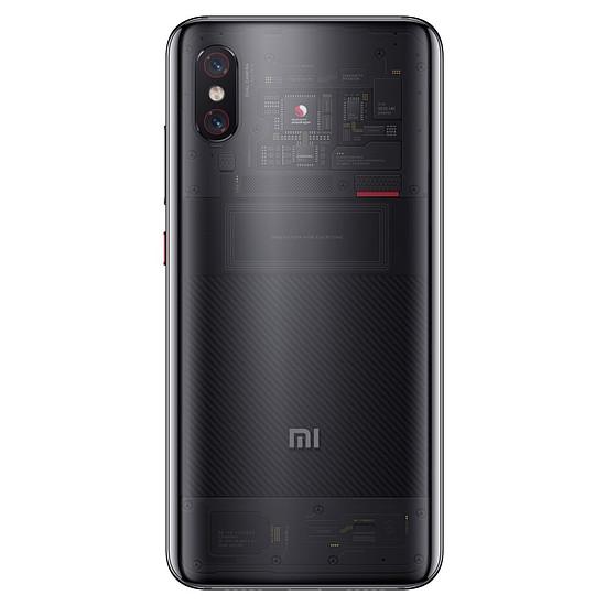 Smartphone et téléphone mobile Xiaomi Mi 8 Pro (transparent) - 128 Go - 8 Go - Autre vue