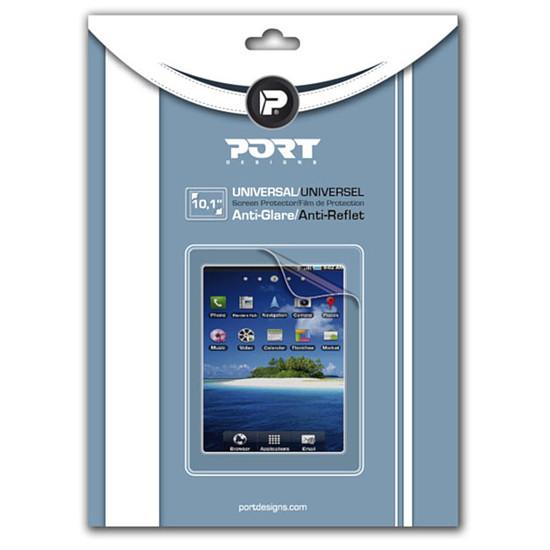 """Accessoires tablette tactile Port Film de protection universel anti-reflets 10,1"""""""