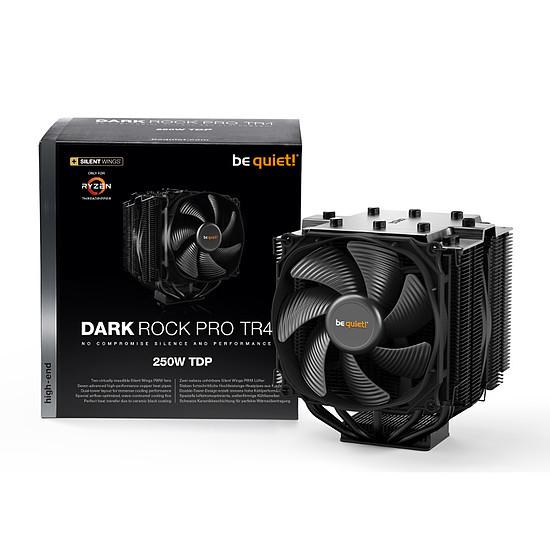 Refroidissement processeur Be Quiet Dark Rock Pro TR4 - Autre vue