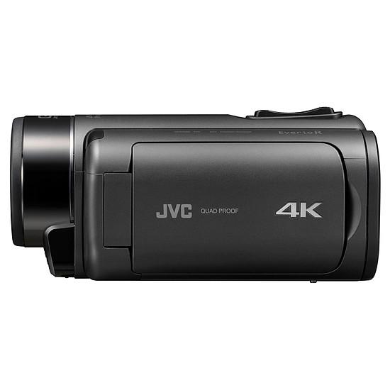 Caméscope JVC GZ-RY980 Noir - Autre vue