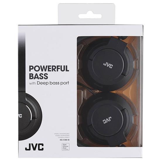 Casque Audio JVC HA-S180-B-E Noir - Autre vue